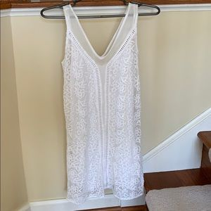Abercrombie & Fitch White Dress
